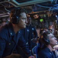 'Hunter Killer' doesn't sink or swim