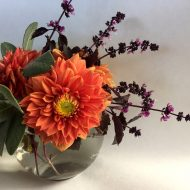 Before the flowers fall: Showcase end-of season colors and textures with these arrangement tips
