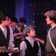 """Newsies"" premiers on Pullman stage"