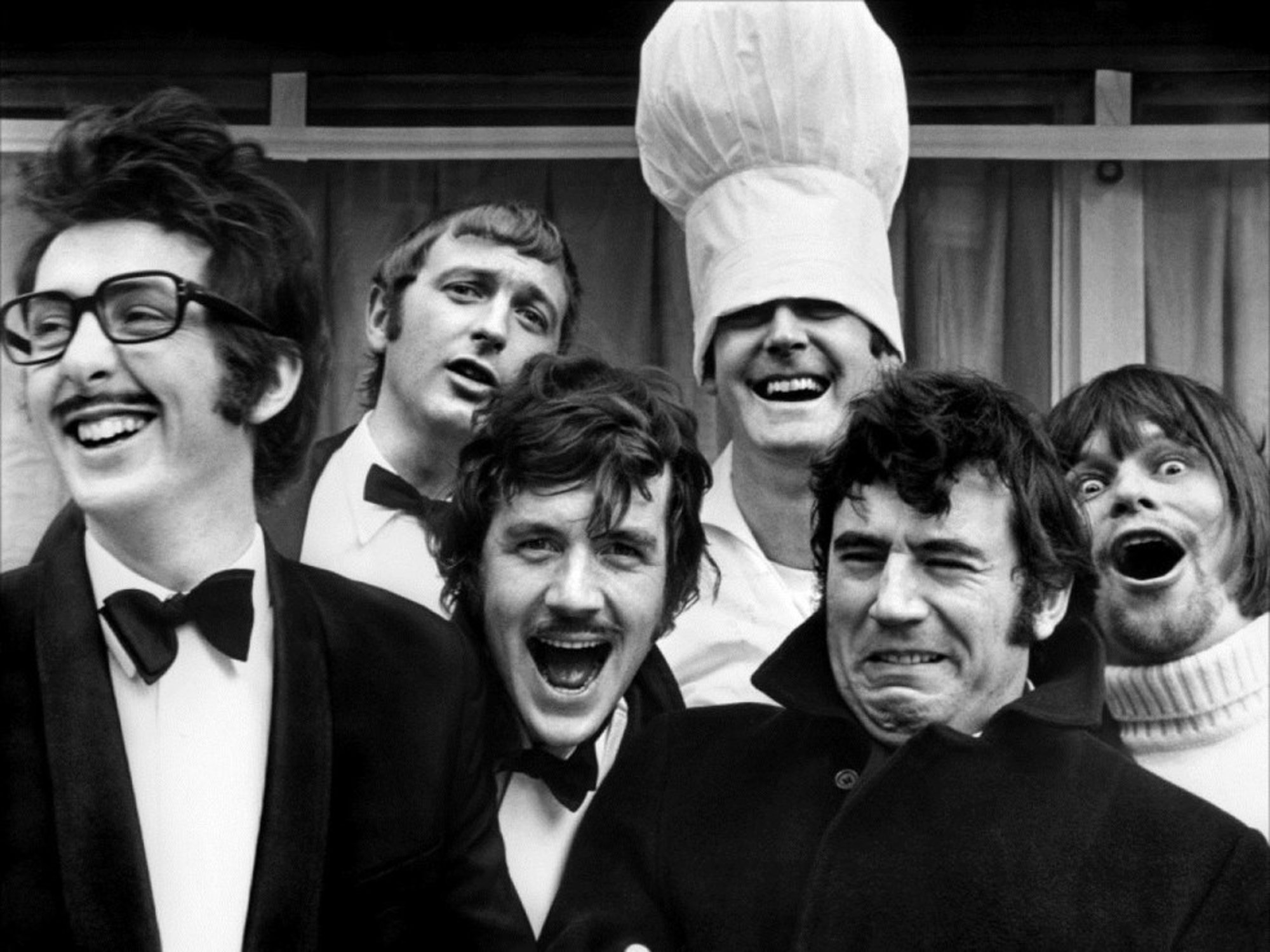 Not Dead Yet Monty Python Streaming On Netflix Inland 360
