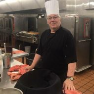Holidays with a Chef: Butternut Squash Soup by Red Lion Executive Chef Martin Kohn
