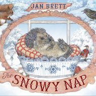 "Curiosity quells the nap: Jan Brett brings ""The Snowy Nap"" to Moscow"