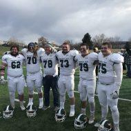 Montana Tech Football final game 2018