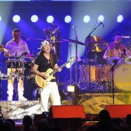 Santana playing in Spokane