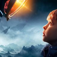 'Lost in Space,' a family adventure that takes off, with some glitches