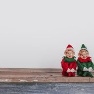 Gathering of the elves: Cultural icons get together for a holiday interview