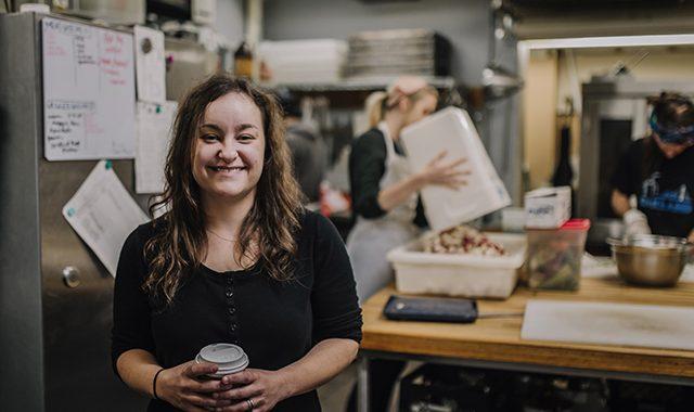 Meet Bloom Chef Stephanie Wilkes