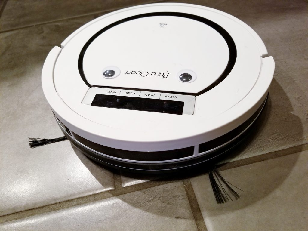 Saved The Bot Robot Vacuum Review Inland